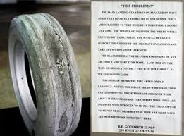 Resultado de imagem para sr-71 blackbird tyres