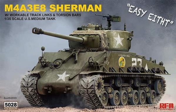 M4A3E8 RFM Box