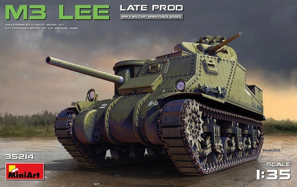 Miniart M3 Lee Late Prod - 01