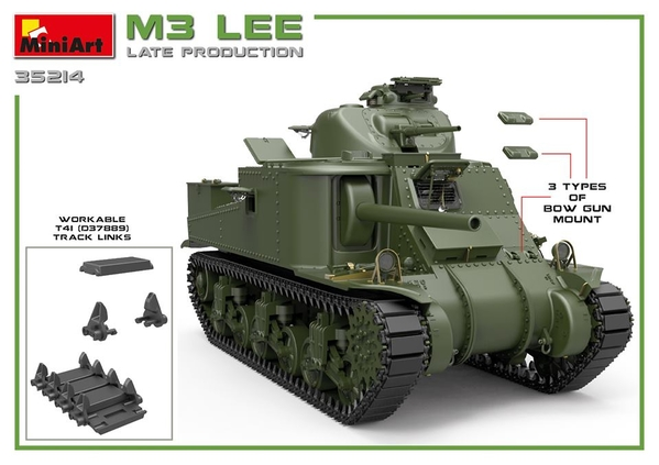Miniart M3 Lee Late Prod - 07
