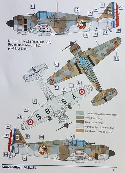MB 151 -Version A