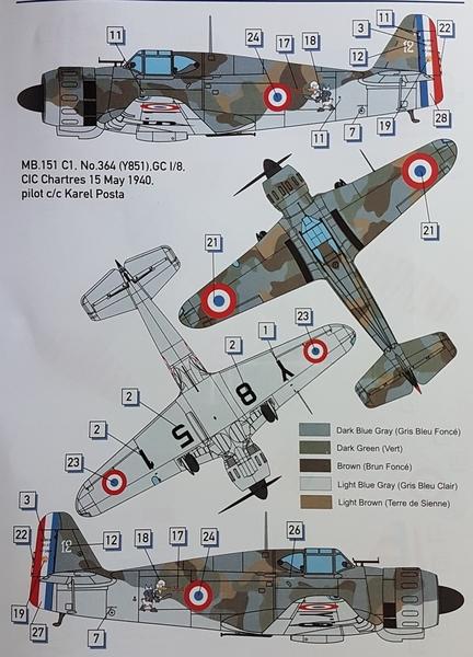 MB 151 -Version C