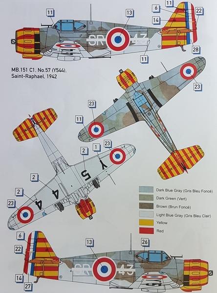 MB 151 -Version D