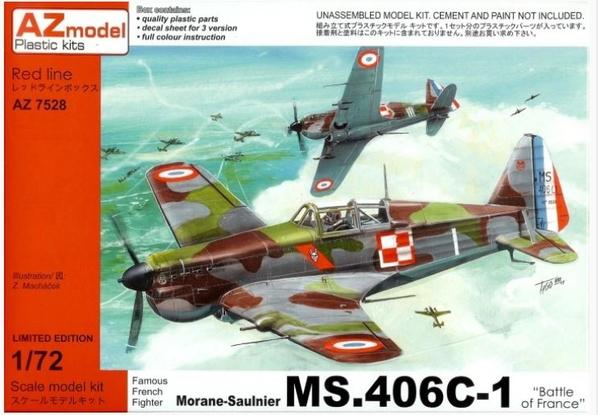 MS 406 AZ Models