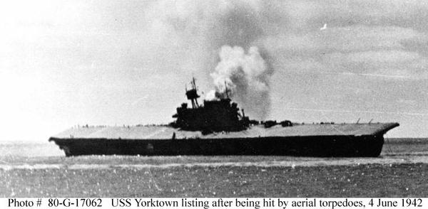 Yorktown listing
