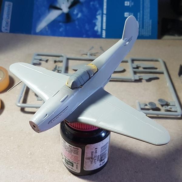 Yak-3 Assembling 1