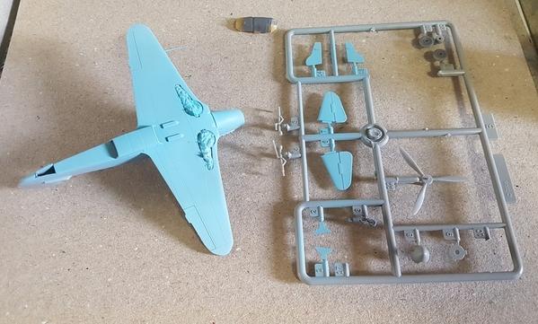Yak-3 Blue 1