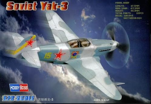 Yak-3 Box