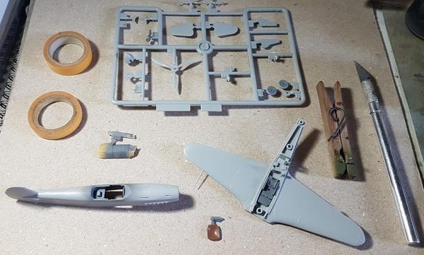 Yak-3 Start